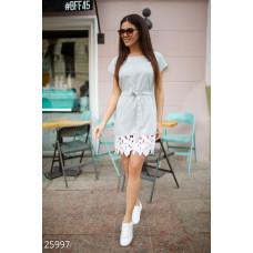 Актуальное летнее платье