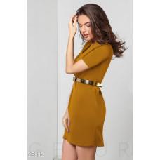 Аккуратное платье-тюльпан